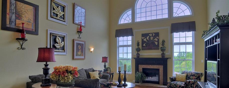 New Luxury Homes In Fairfax Station