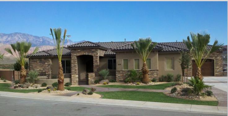 Northbridge Estates In St George Utah | Luxury Homes For Sale In St George  Utah