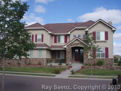 Homes in Piney Creek Village in Aurora, Colorado 80016