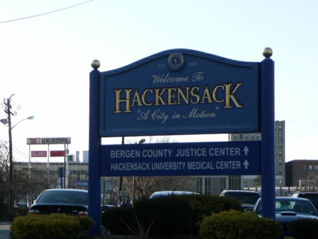 Welcome To Hackensack !