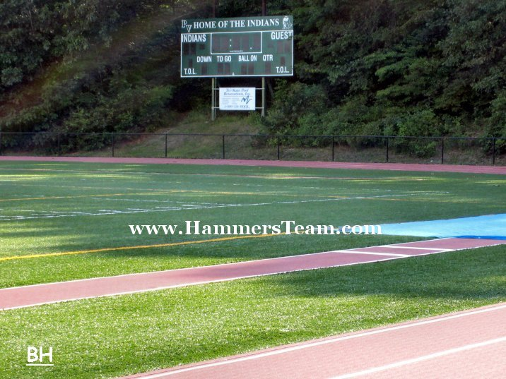 Pascack Valley High School Football Field Photo