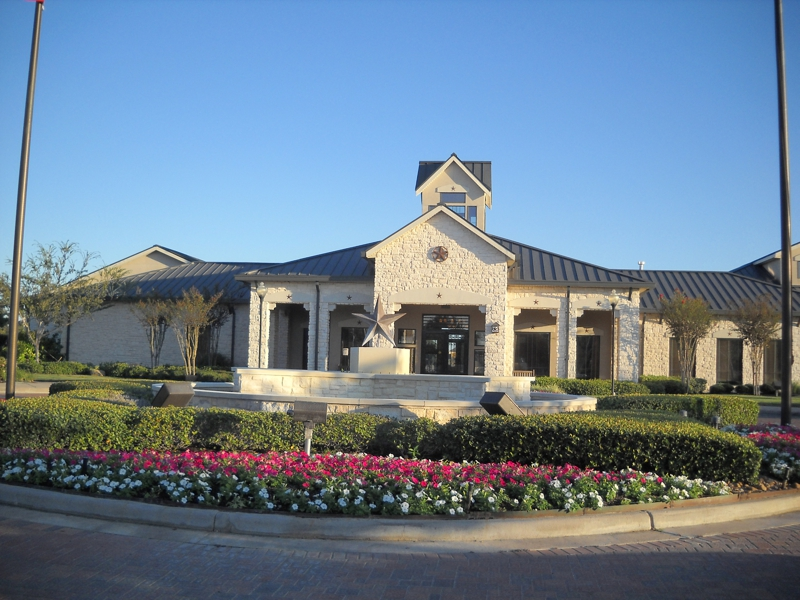 Heritage Grand Clubhouse Cinco Ranch Katy Texas