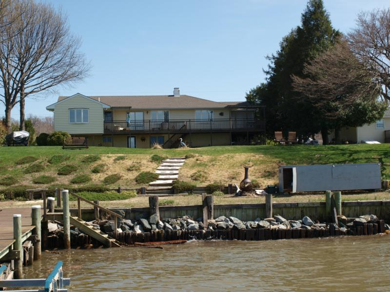 155 edgewater dr earleville md waterfront home for sale