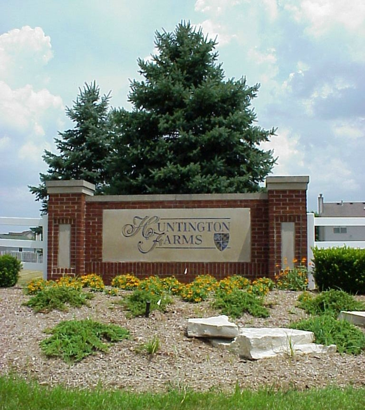 West Lafayette homes for sale close to Purdue University in Huntington Farms Subdivision by Sharon and Bruce Walter real estate agents at Keller Williams in Lafayette, IN
