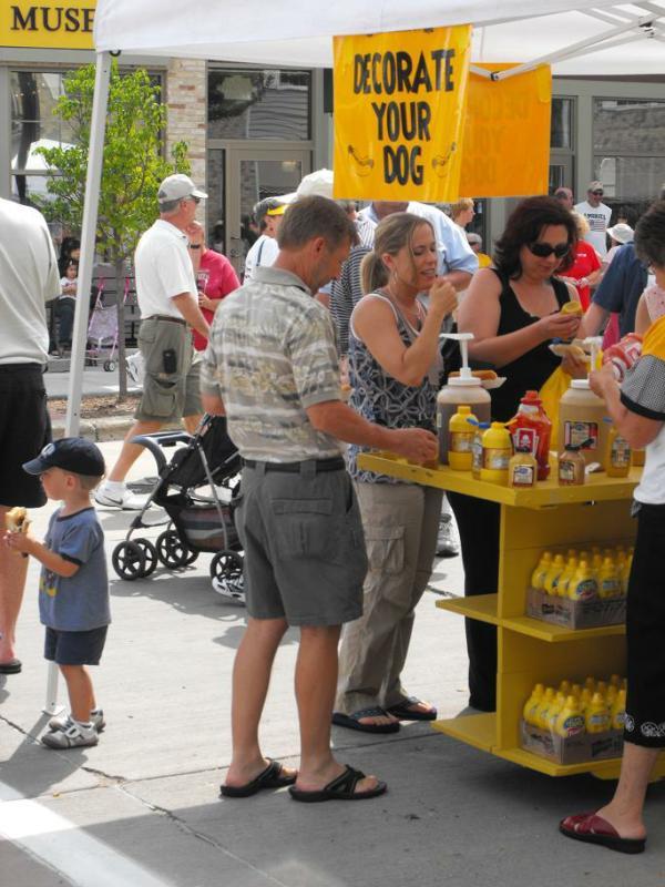 Hot Dog Place Madison Wi