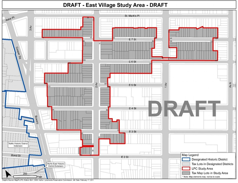 East Village Historic District