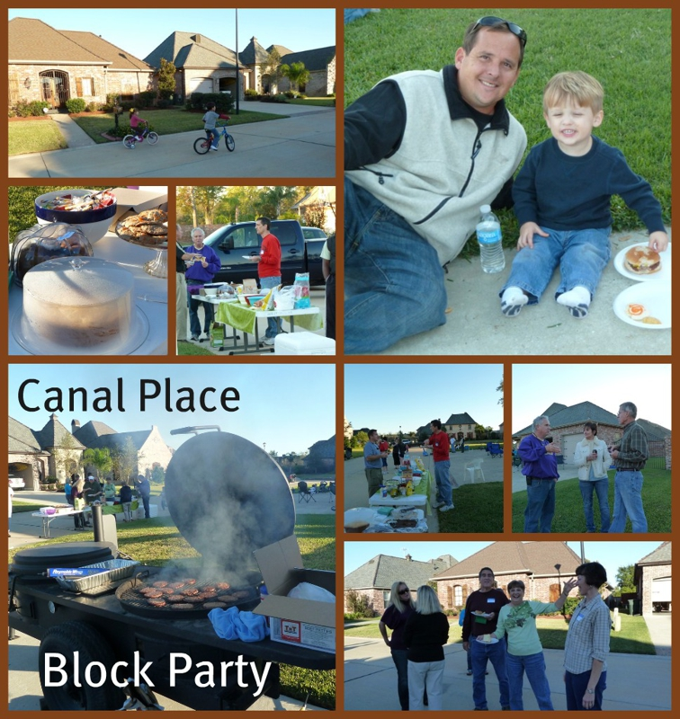 canal place block party