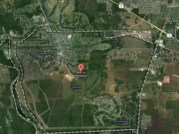 Sienna Plantation Subdivision - Missouri City, TX