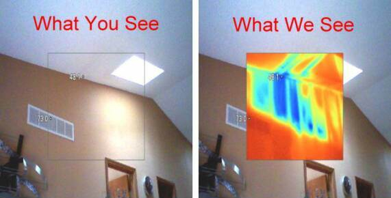 Infrared Cameras Offer Huge Benefits During Utah Home