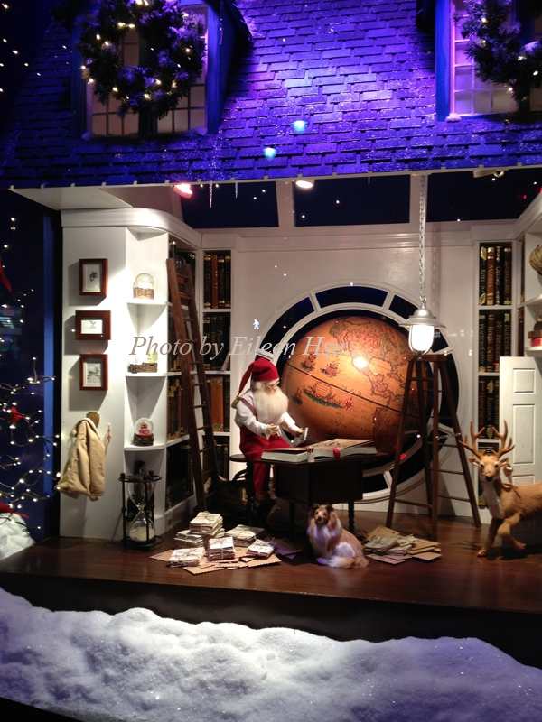 Lord And Taylor Holiday Window Display - The 8 best holiday window displays in the world