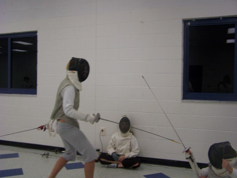 En Garde Fencing In Clearwater Florida Suncoast Sparring