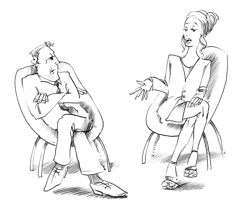 an observation of the different communication aspects between men and women And psychological differences between men and women have long been   gender differences in communications between the opposite sexes, the   communication skills they develop, as children, are primarily geared toward  communication  signals, as mothers, wives or sisters they observe their male  counterparts and.
