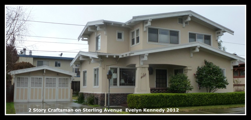 Sterling Avenue 2 Story Craftsman