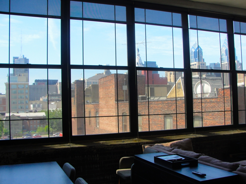 Condo with a View, Philadelphia