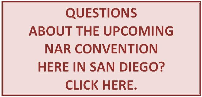 Questions about the upcoming NAR Convention? Click here.