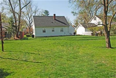 solon oh home for sale back yard