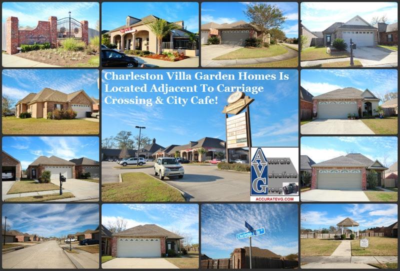 Charleston Villas Baton Rouge Real Estate Garden Homes
