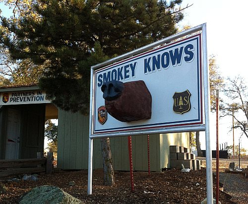 Smokey knows