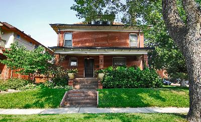 Historic Homes Of Denver Neighborhood SeriesWashington