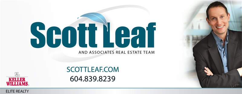 Scott Leaf and associates real estate team keller williams elite realty