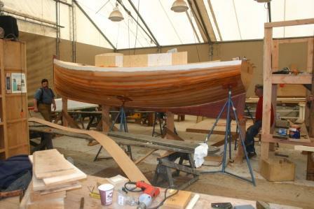 motor canoe plans