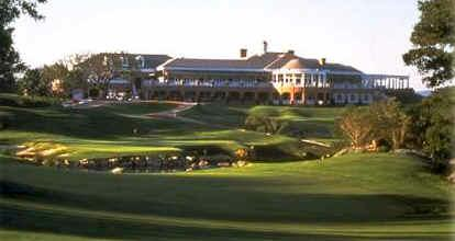 The annual Chevron World Challenge Golf Tournament is held here in ...
