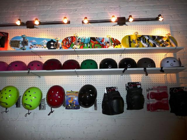 Skateboarding Safety Gear