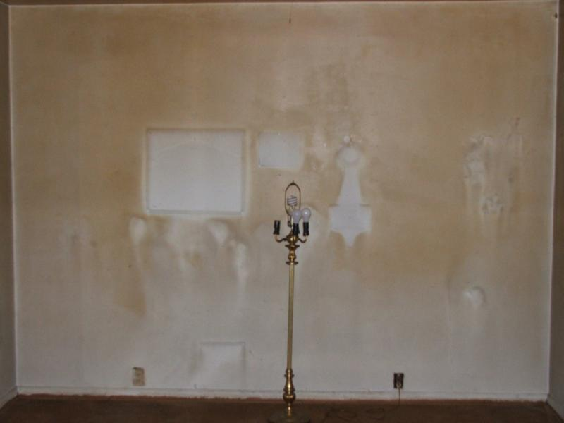 Painting Over Cigarette Smoke Walls