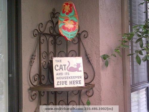 Pet friendly realtor in Los Angeles, Endre Barath,Jr