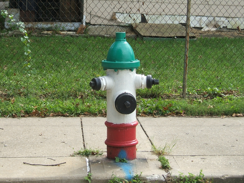 Fire Hydrant Old NE Kansas City