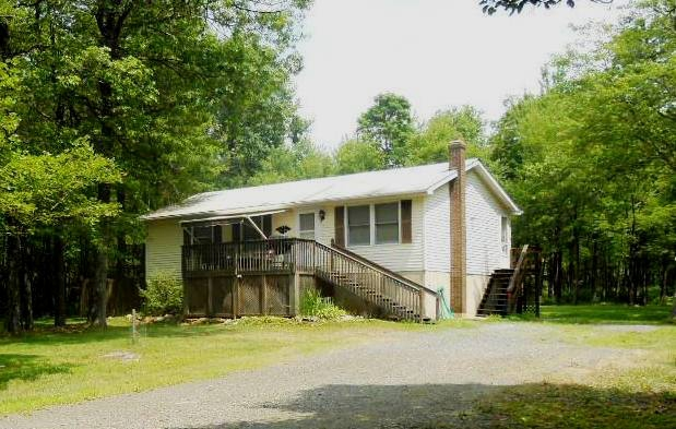 Homes In The Poconos For Sale Variety Of Areas And Prices