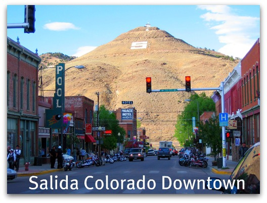 Salida Colorado Real Estate