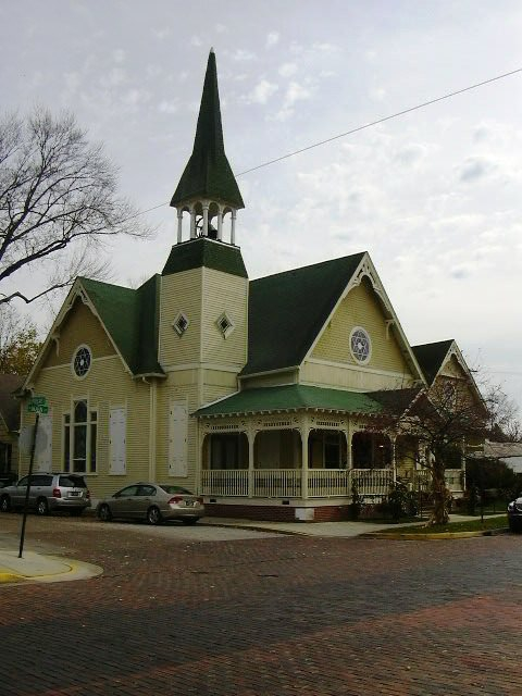 The Sanctuary on Main Street, Zionsville Indiana