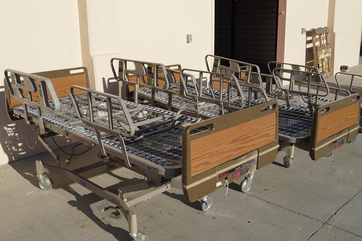 Hill Rom 840 Used Electric Hospital Beds for Sale San Diego