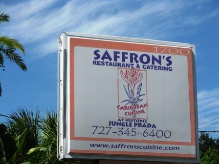 Old Saffron's in Saint Petersburg Florida