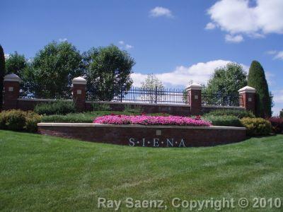 Siena-Sienna in Aurora, Colorado zip code 80016