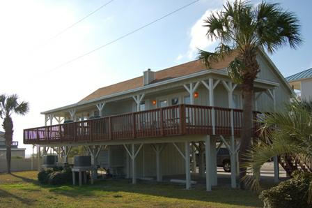 101 25th St - Mexico Beach - Duplex
