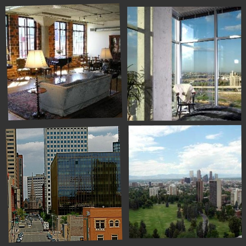 Downtown Denver Lofts For Sale