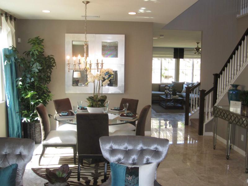 Breathtaking Model Home Living Room Pictures - Image design house ...