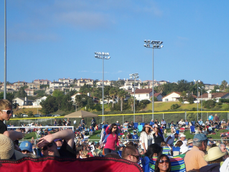 TGIF Jazz in the Parks Concert series in Carlsbad CA