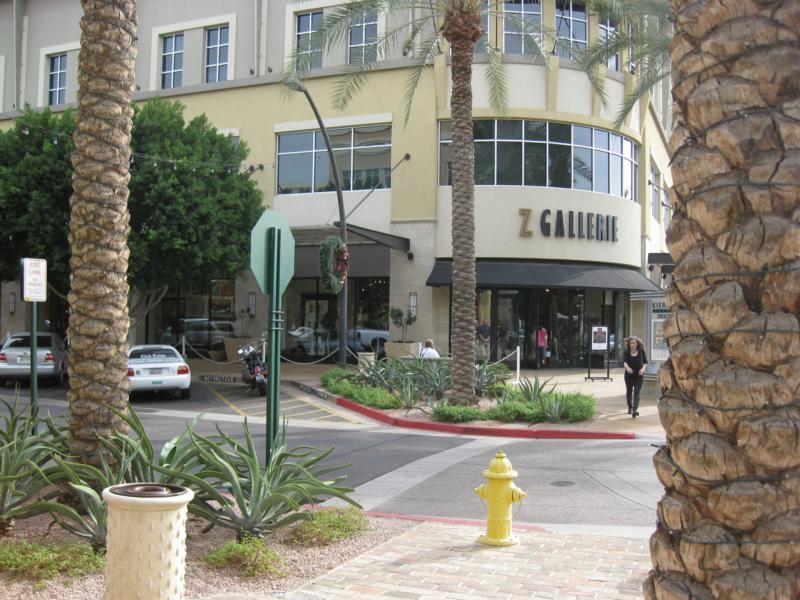 Scottsdale Hotels Near Kierland Commons