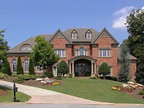 Sugarloaf country club estate homes of duluth ga for European style homes for sale