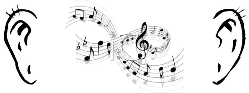 Music in my ears