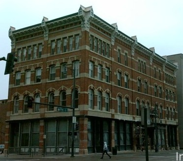 Renovated Buildings Into Homes In Denver