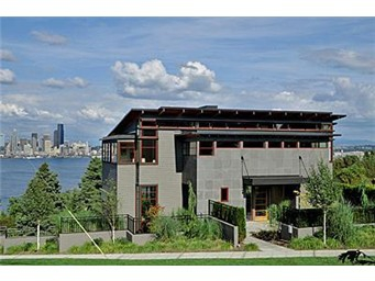 Alki Admiral West Seattle Luxury Real Estate Foreclosure