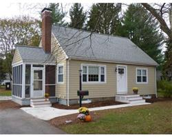 1 summer st Medfield ma home for sale