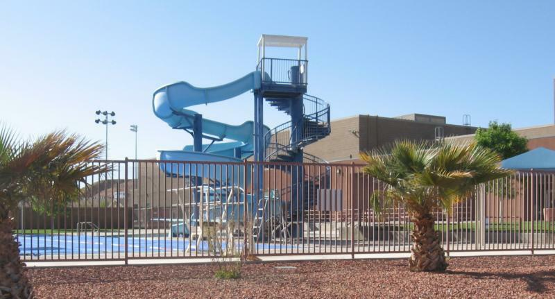 Mesquite NV City Recreation Center and Community Pool