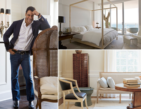 Toronto interior design show tips for creating a timeless for Darryl carter furniture collection