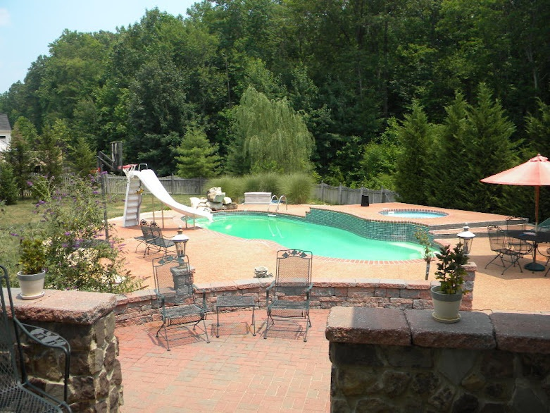 In ground pool homes for sale in prince william county for Out of ground pools for sale