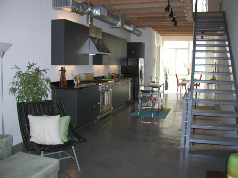 Living and working lofts in santa ana ca - Casa tipo loft ...